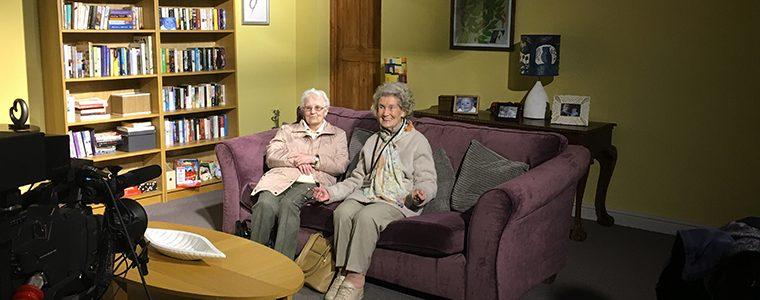 emmerdale studio experience rhonas living room